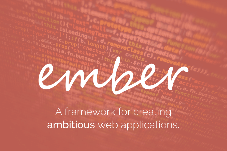 Ember.js | Swan Software Solutions