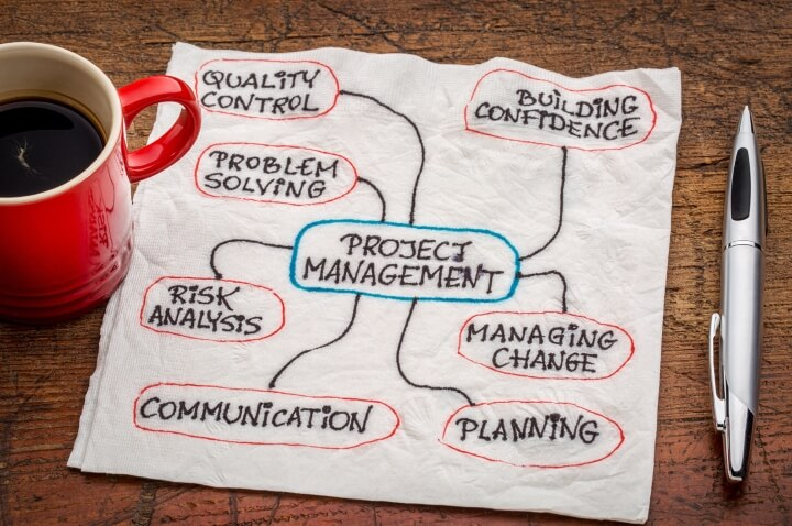 Project Manager   Swan Software Solutions