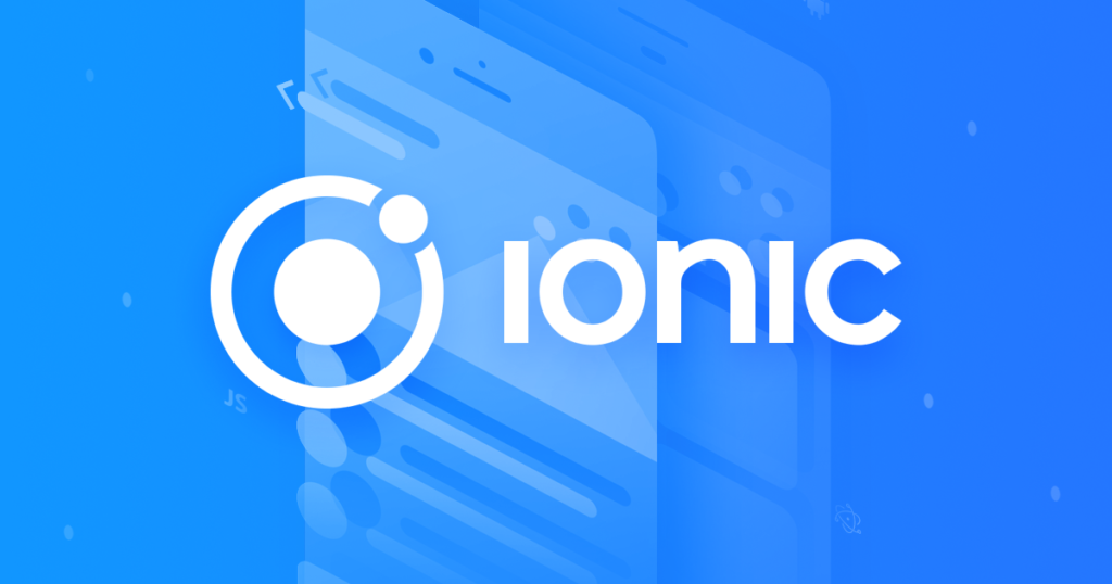 Ionic Framework   Swan Software Solutions