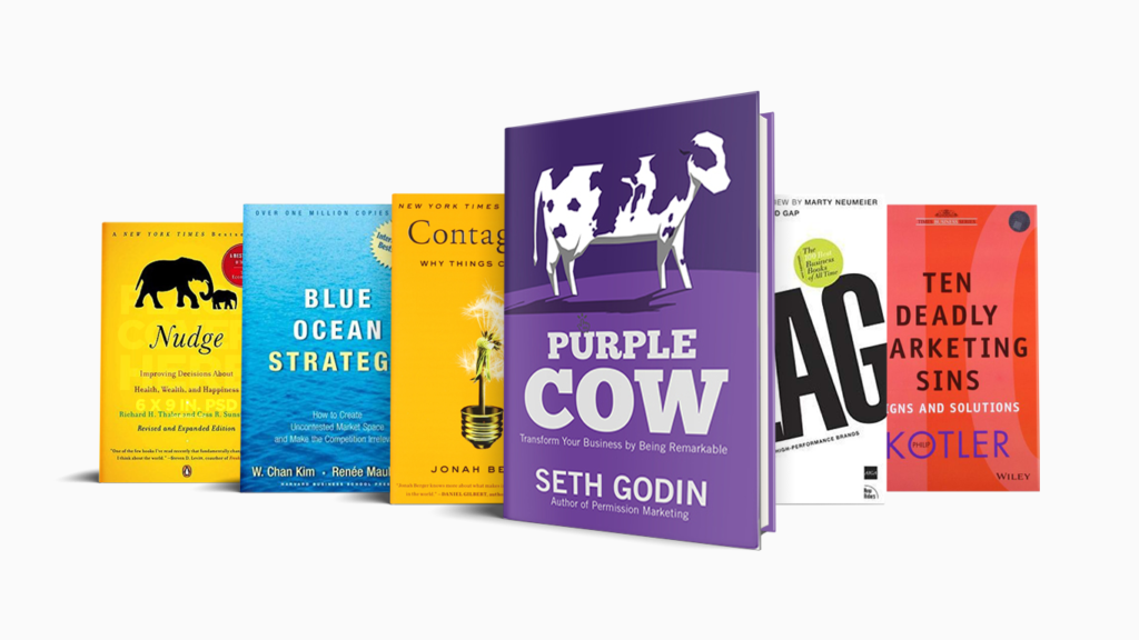 Perfect Branding 6 Useful Books For Marketing Swan Software Solutions