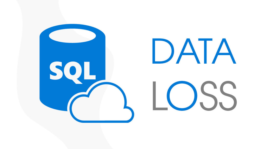 Lose-of-Data-by-Using-SQL